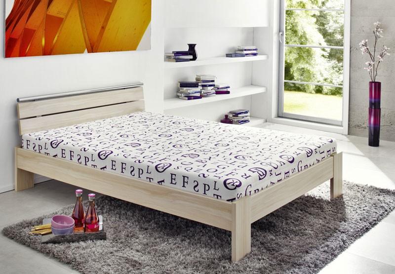jugendbett cortina 140x200cm buche nb bett komplett. Black Bedroom Furniture Sets. Home Design Ideas