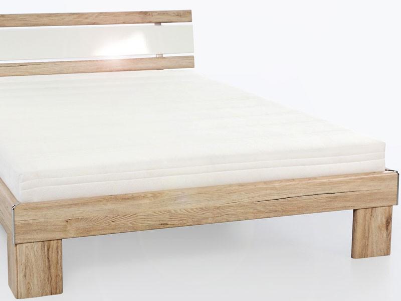 bett 160x200 komplett mit lattenrost und matratze tejo. Black Bedroom Furniture Sets. Home Design Ideas