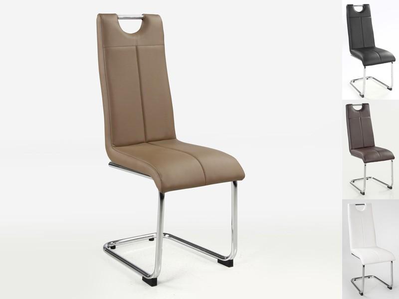 Schwingstuhl lacy farbauswahl freischwinger stuhl esszimmerstuhl wohnbereiche esszimmer st hle - Esszimmerstuhl skandinavisch ...