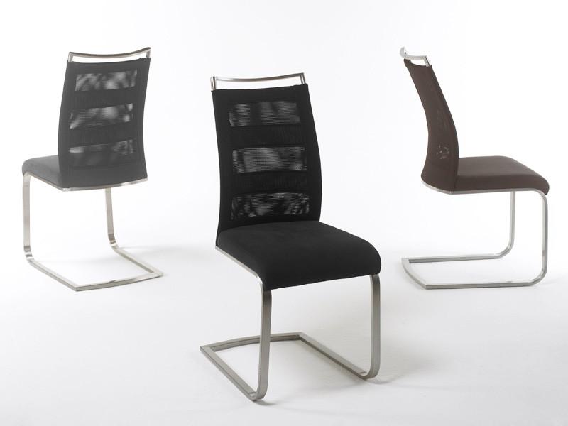 stuhlgruppe freischwinger candi iv farbwahl schwingstuhl. Black Bedroom Furniture Sets. Home Design Ideas