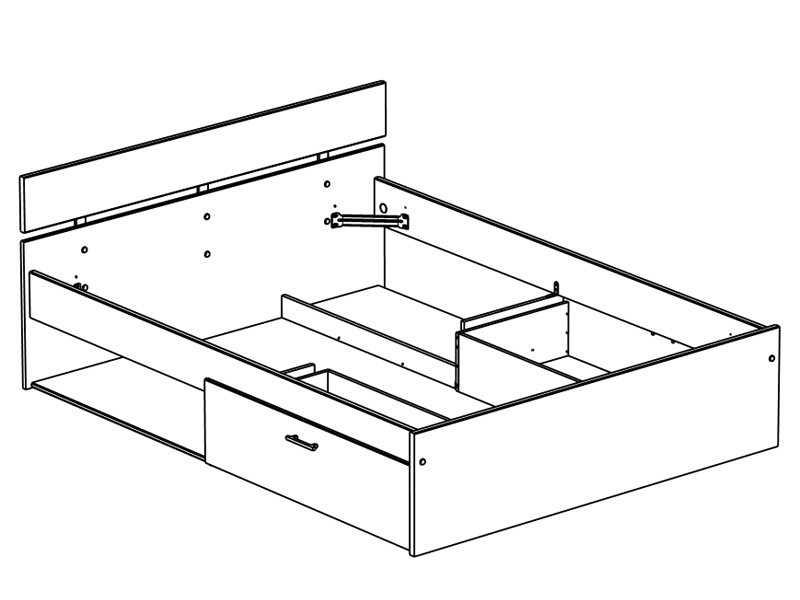 Doppelbett Größen : Jugendbett inaco kaffee verschiedene gr??en bett