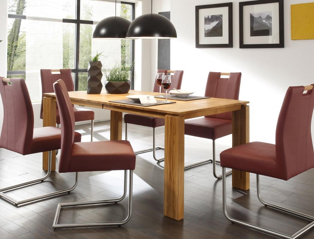 hochwertiger esstisch ausziehbar ausziehtisch tisch. Black Bedroom Furniture Sets. Home Design Ideas