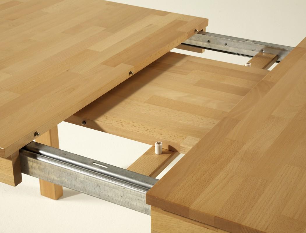 Bezaubernd Holztisch Ausziehbar Das Beste Von Hochwertiger Esstisch 125x80 Massivholz Tisch Fest Emilian