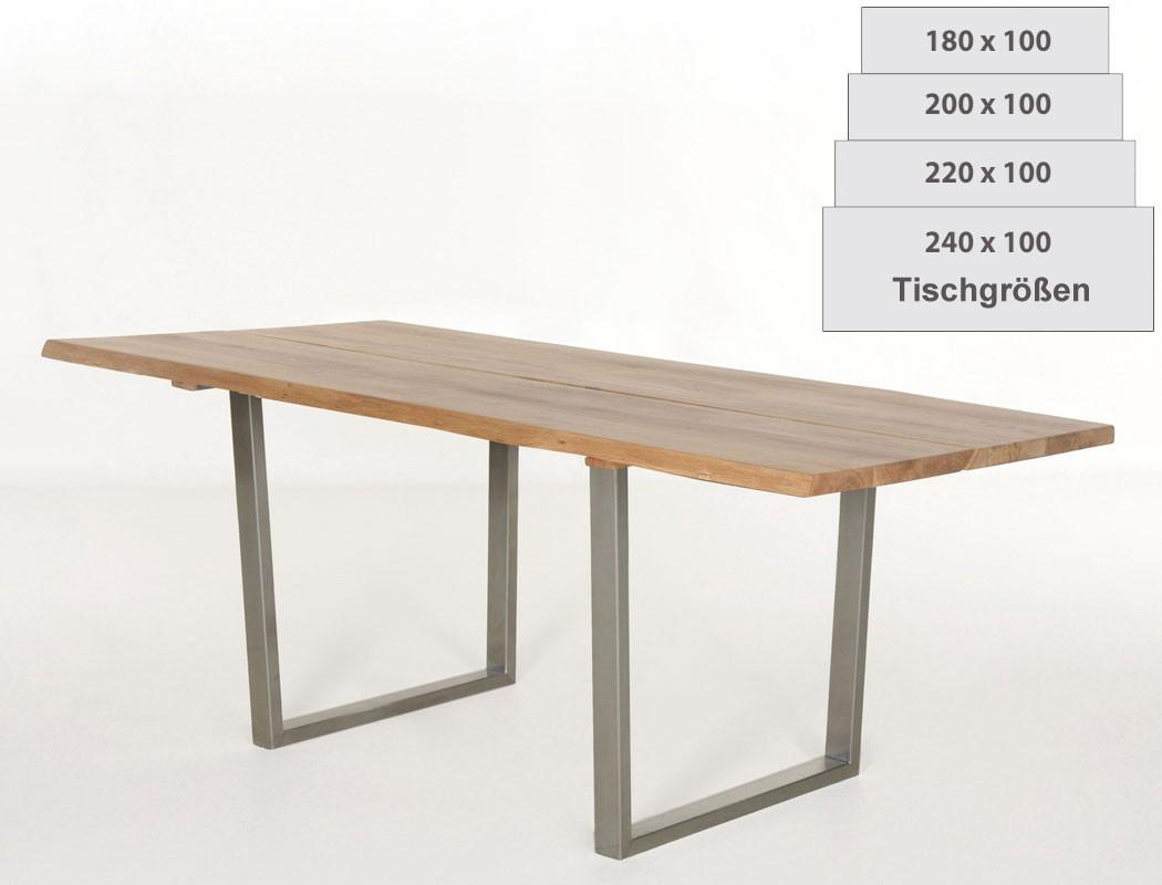 esstisch baumtisch montana varianten kufentisch holztisch gestell b wohnbereiche esszimmer. Black Bedroom Furniture Sets. Home Design Ideas