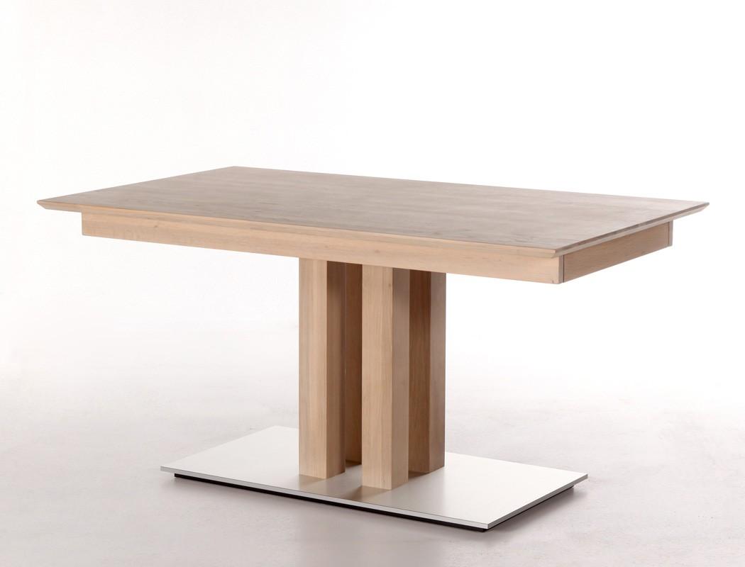 Eckbankgruppe Eiche Sonoma Eckbank Säulentisch Stühle