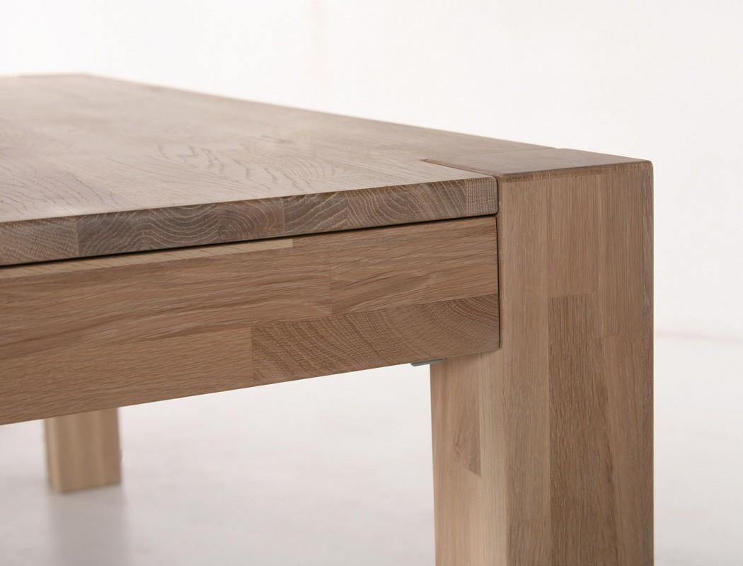 Tischgruppe eiche tisch ausziehbar 2 sessel 4 st hle for Sessel zum esstisch