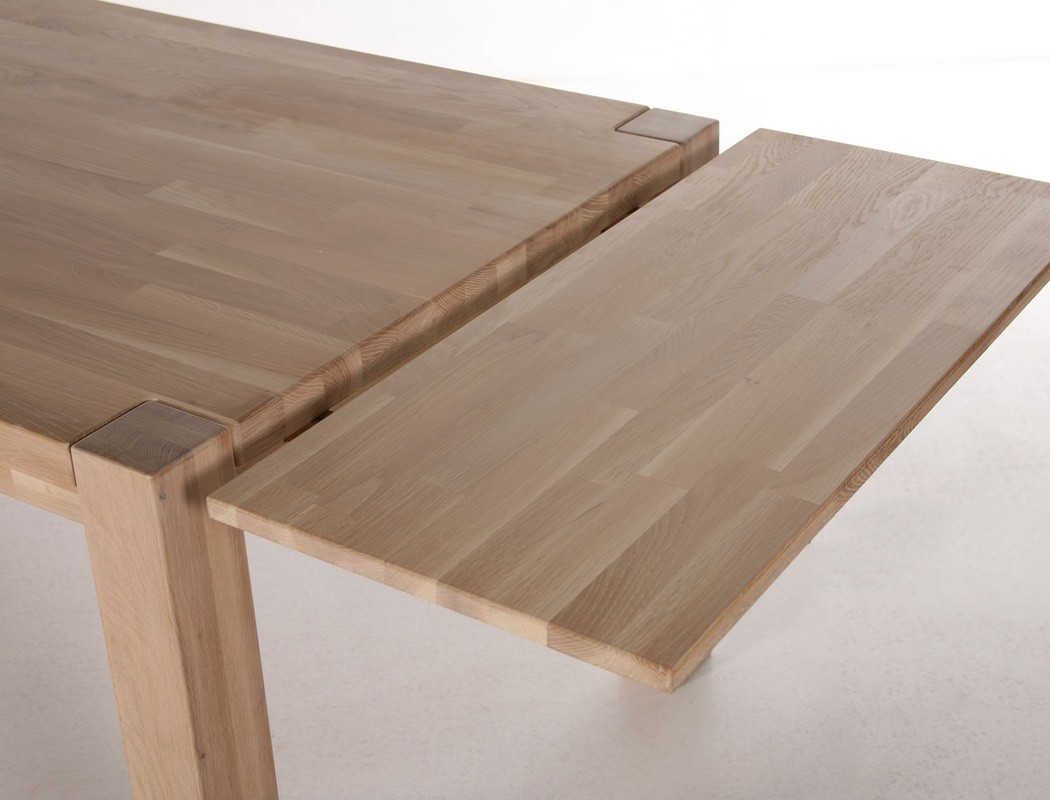 tischgruppe eiche sonoma tisch tim 140 220 x90 6 st hle robin grau wohnbereiche esszimmer. Black Bedroom Furniture Sets. Home Design Ideas
