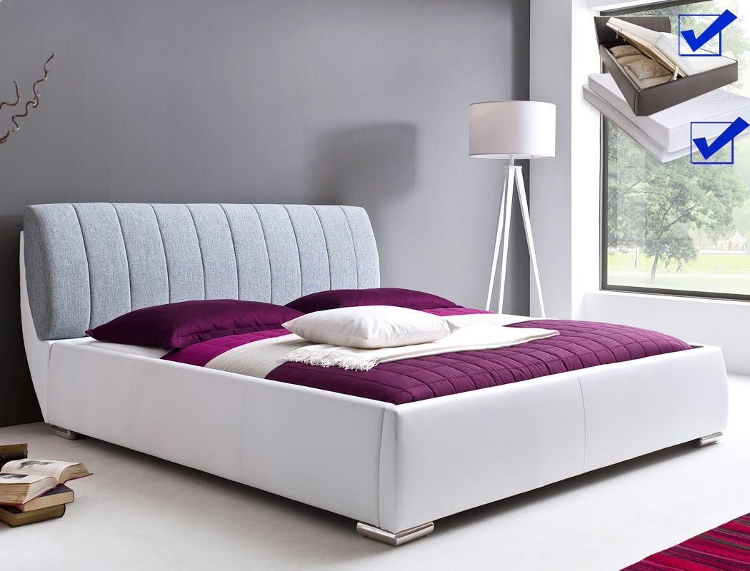 ikea betten 180x200 snefjord bettgestell 180x200 cm l. Black Bedroom Furniture Sets. Home Design Ideas